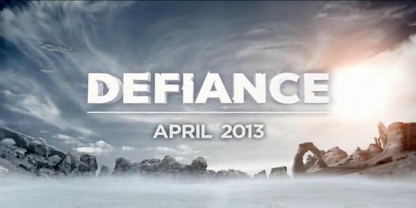 Sortie Mondiale de Defiance le 2 avril !
