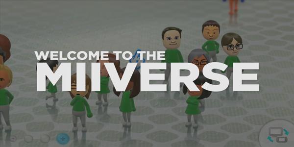 Vidéo d'introduction pour Miiverse !