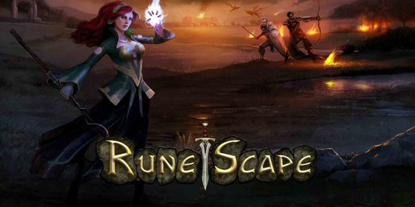 Jagex lance l'ancienne version de RuneScape !