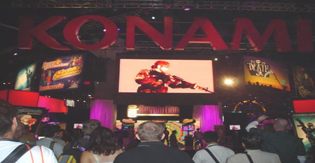Konami : Le Pré-E3 show daté pour le 6 juin !