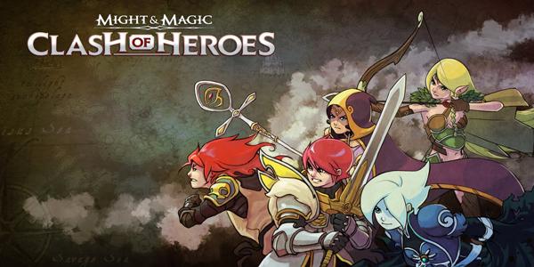 MIGHT & MAGIC CLASH OF HEROES EST DESORMAIS DISPONIBLE SUR ANDROID !