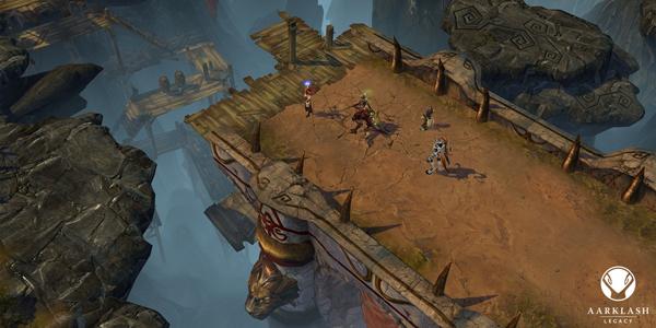 #Gamescom2013 – Aarklash Legacy bientôt disponible !