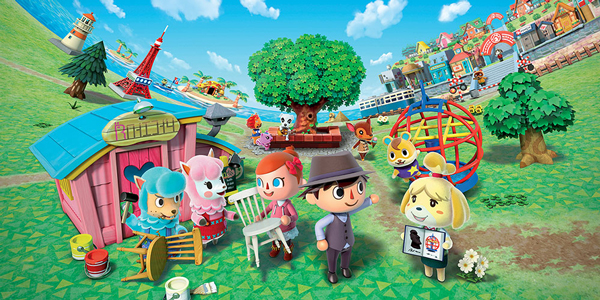 Nintendo / Animal Crossing Subeam #9