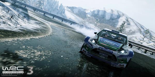 Du nouveau pour WRC 4 !