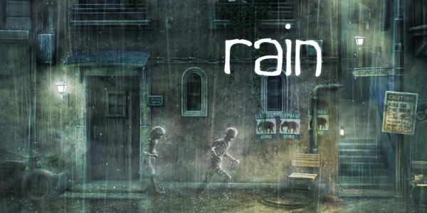 Nouveaux visuels de Rain !