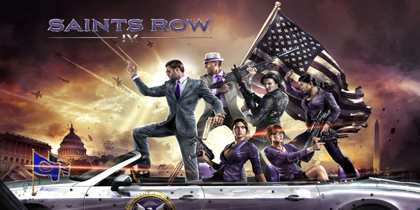 Saints Row IV soutient Child's Play !