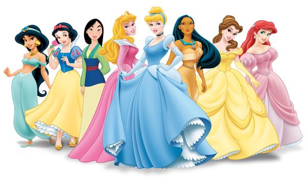 Retro #23 – Disney Princesse !