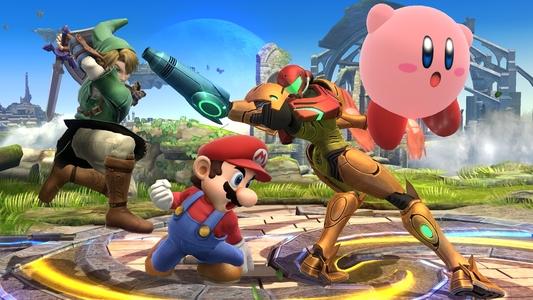 Du nouveau pour Super Smash Bros. !