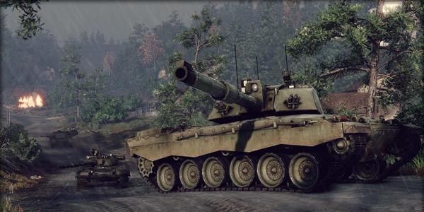 Armored Warfare célèbre les fêtes de fin d'année !