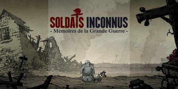 Soldats Inconnus : Mémoires de la Grande Guerre est disponible sur Nintendo Switch
