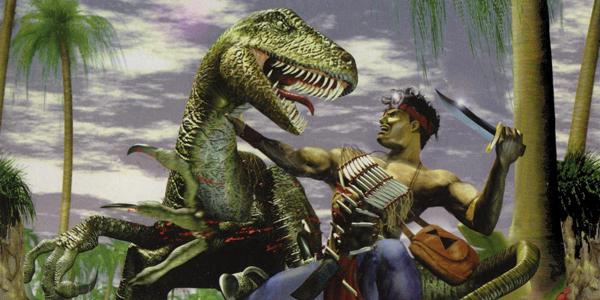 Retro #28 – Turok : Dinosaur Hunter !