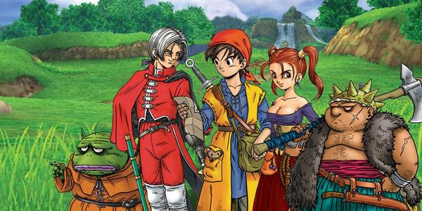 Dragon Quest VIII : L'odyssée du roi maudit débarque sur 3DS le 20 janvier !