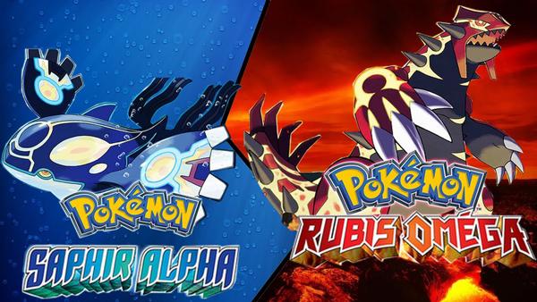 Pokémon Saphir Alpha Rubis Oméga #7 !