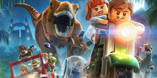 LEGO Jurassic World est disponible sur la SHIELD avec GeForce NOW !