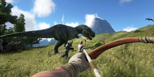 Découverte : ARK – Survival Evolved (PC)
