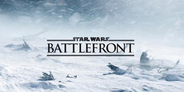 La bataille pour la galaxie commence avec Star Wars Battlefront !