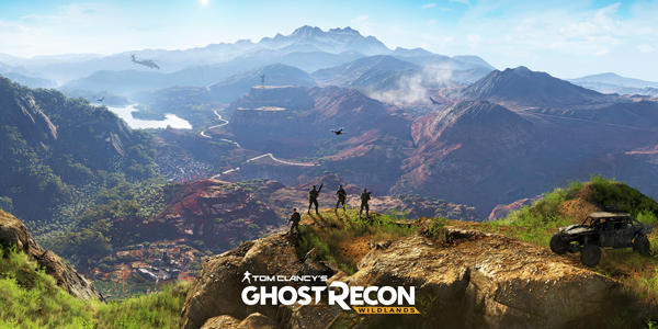 Tom Clancy's Ghost Recon Wildlands - Tom Clancy's Ghost Recon Wildlands - Tom Clancy's Ghost Recon Wildlands Ghost Recon Wildlands