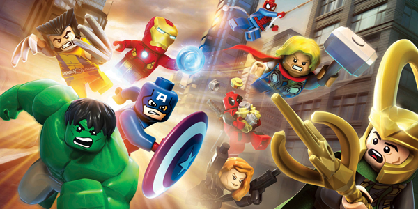 LEGO Marvel's Avengers - LEGO Marvel Collection