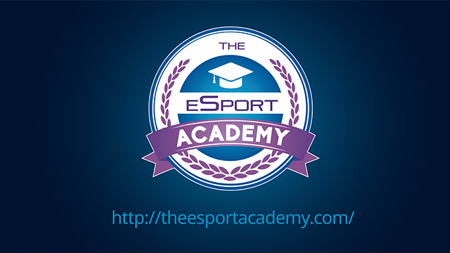 Présentation de l'eSport Academy !