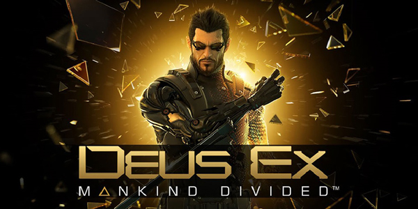 #Gamescom2015 – On a joué à … Deus Ex : Mankind Divided !