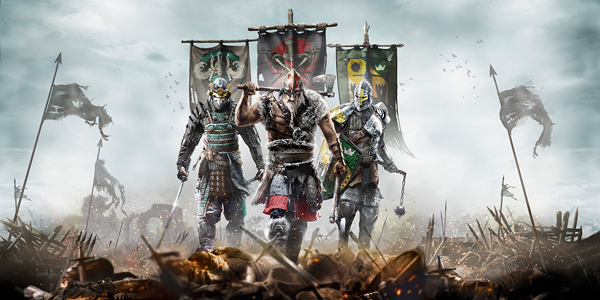 For Honor : Marching Fire sera disponible le 16 Octobre !