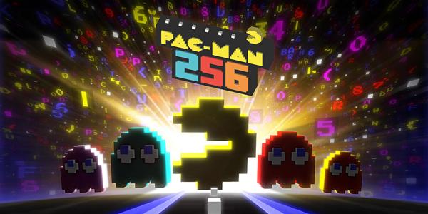 Du nouveau contenu pour PacMan 256 !