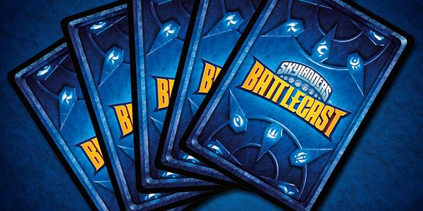 Skylanders Battlecast est disponible !