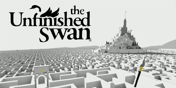 AmyRose découvre The Unfinished Swan