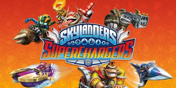 Nouveaux véhicules et personnages pour Skylanders : Superchagers !