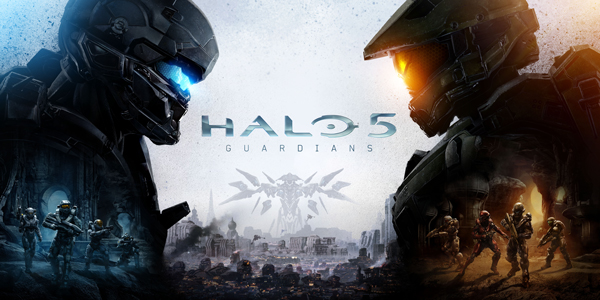 1er Top 10 sur Halo 5 : Guardians !