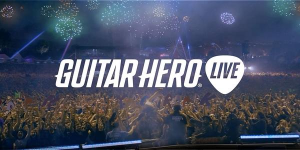 Plus de 25 nouveaux morceaux débarquent dans Guitar Hero Live !