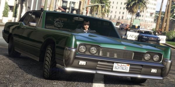 GTA Online: Lowriders maintenant disponible !