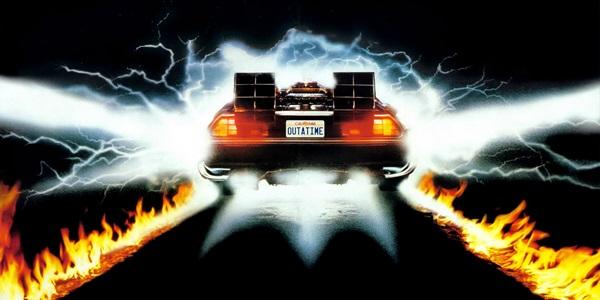 30 ans après, une DeLorean en impression 3D !
