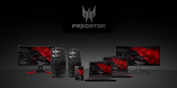 Présentation de la gamme Predator d'Acer !