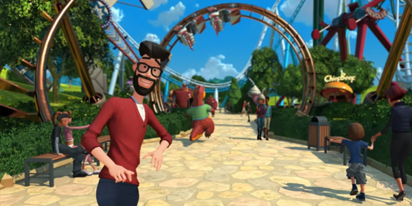 Planet coaster est disponible en alpha early-bird 2 !