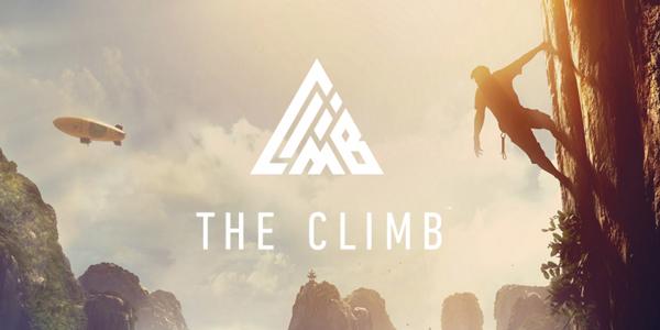 The Climb est disponible sur l'Oculus Rift !
