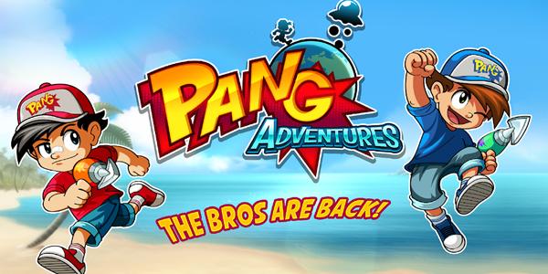 Pang Adventures est disponible sur Nintendo Switch !