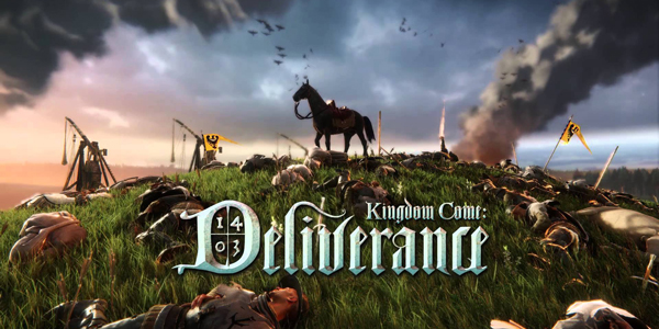 Kingdom Come : Deliverance Kingdom Come: Deliverance - Warhorse Studios Kingdom Come: Deliverance