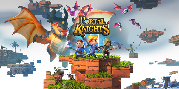 Portal Knights : Legendary Edition - Portal Knights Legendary Edition