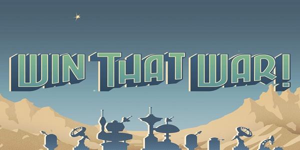 Win That War se lance sur Kickstarter !