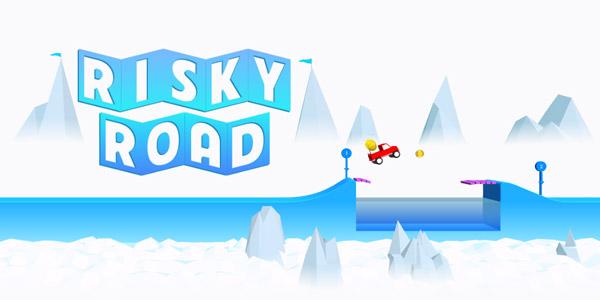 Risky Road est disponible gratuitement !