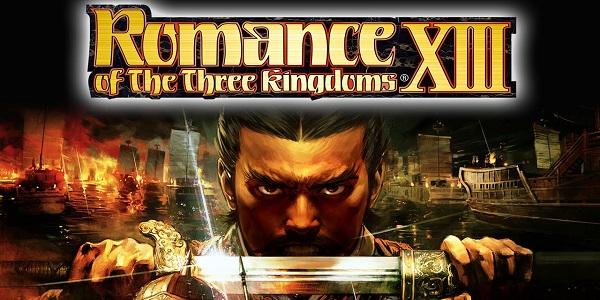 Du nouveau pour Romance of the Three Kingdoms XIII !