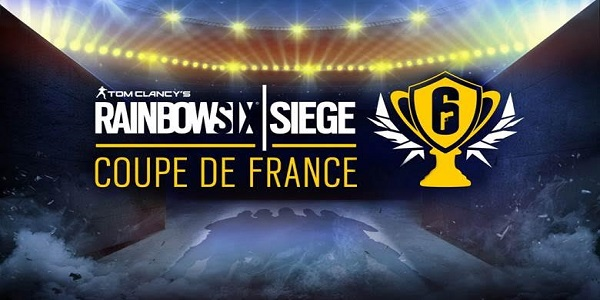 La Coupe de France de Tom Clancy's Rainbow Six Siege datée !
