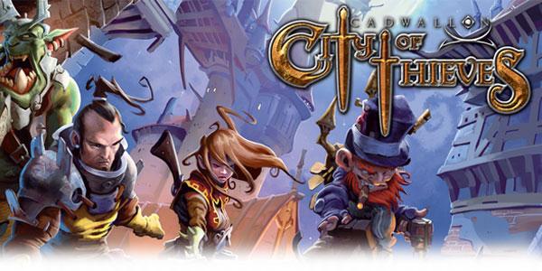 Un mode solo pour Cadwallon : City of Thieves !
