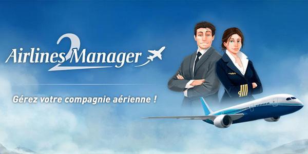 Airlines Manager 2 dépasse les 200 000 téléchargements !