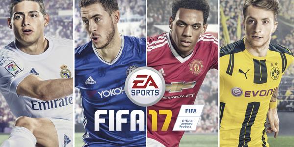 2 nouveaux trailers pour FIFA 17 !