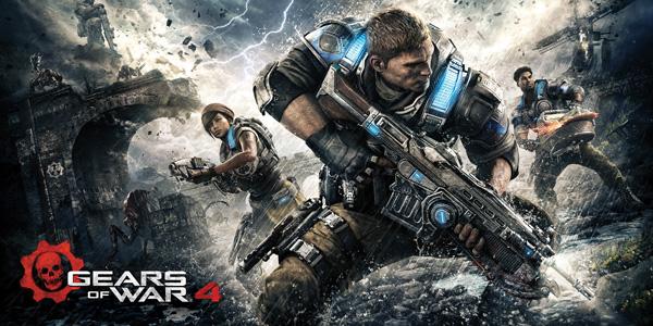 NVIDIA présente 2 nouvelles vidéos pour Gears of War 4 !