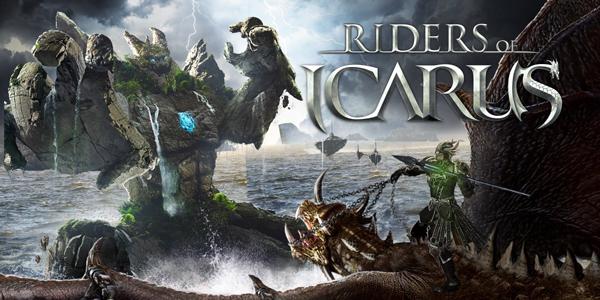 Une nouvelle mise à jour de Riders of Icarus !