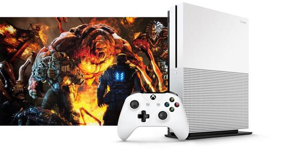 La Xbox One S arrivera en France le 2 août !