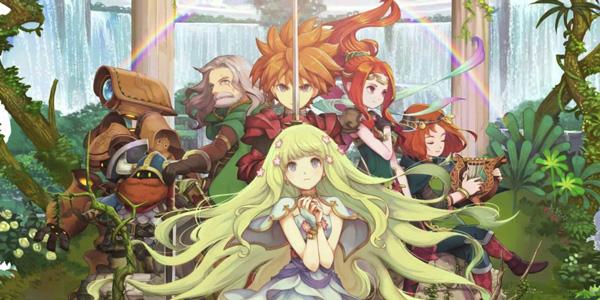 Adventures of Mana est disponible sur PS Vita  !